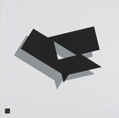 Ryszard Winiarski, Czarny kwadrat czyli fruwająca geometria 7