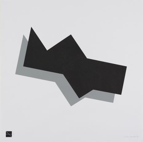 Ryszard Winiarski, Czarny kwadrat czyli fruwająca geometria 1