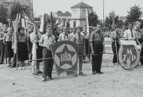 Józef Szymańczyk, 1 Maja 1951