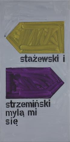 Paweł Susid, Stażewski Strzemiński mylą mi się