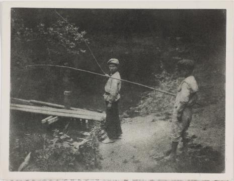 Julian Mioduszewski, Chłopcy nad rzeką