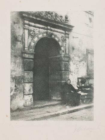 Julian Mioduszewski, Kamienica Książąt Mazowieckich