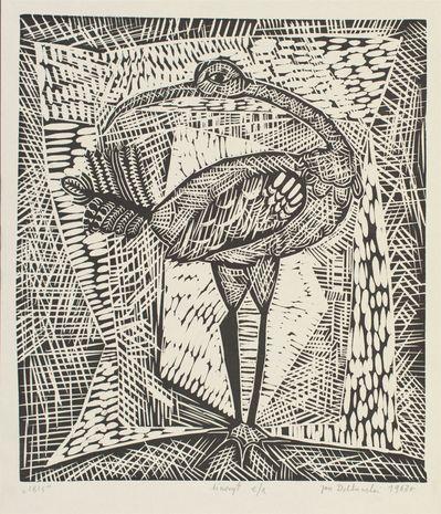 Jan Dobkowski, Ibis, z cyklu: Zwierzyniec