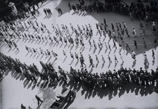 Pierwszy Maja w Zurychu, 1930 r.