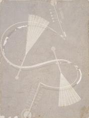 Klisza do kompozycji heliograficznej (XI) - szkic