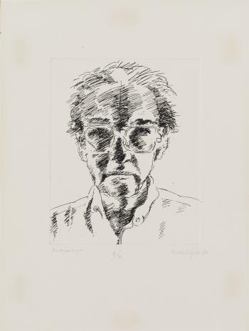 Andrzej Wajda, Autoportret