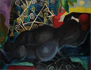 Afrykanka (wersja I)
