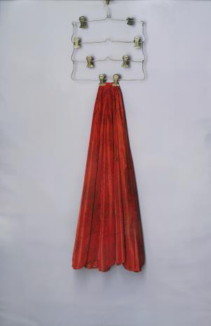 Jadwiga Sawicka, Spódnica czerwona, z cyklu: Ubrania