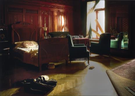 Elżbieta  Jabłońska, Sypialnia, z cyklu: Naruszenie