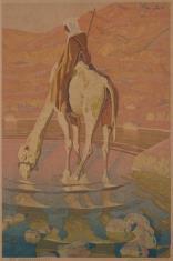 Arab na Wielbłądzie