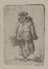 Kobieta w krótkim futerku