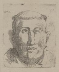 Głowa mnicha