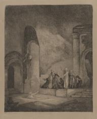 Wskrzeszenie Łazarza (mniejsze)