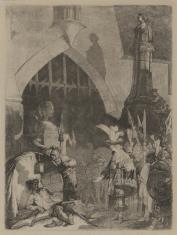 Aleksander Wielki przed Diogenesem