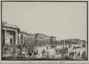 Pałac w. ks. Michała w Petersburgu