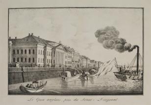 Wybrzeże angielskie w Petersburgu