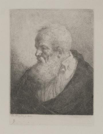 Michał Płoński, Głowa starca