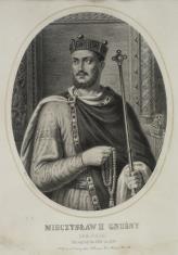 Mieczysław II Gnuśny