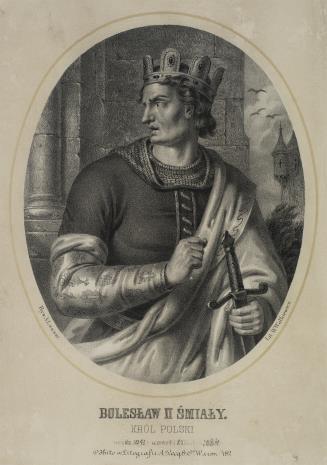 Władysław Walkiewicz, Bolesław II Śmiały