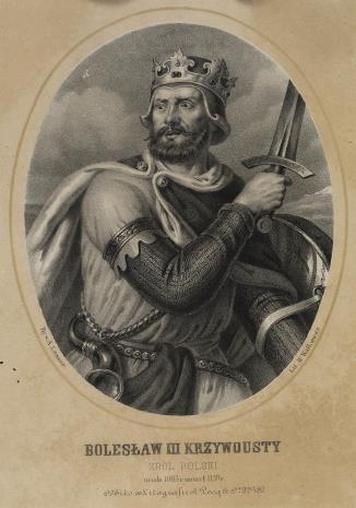 Władysław Walkiewicz, Bolesław III Krzywousty