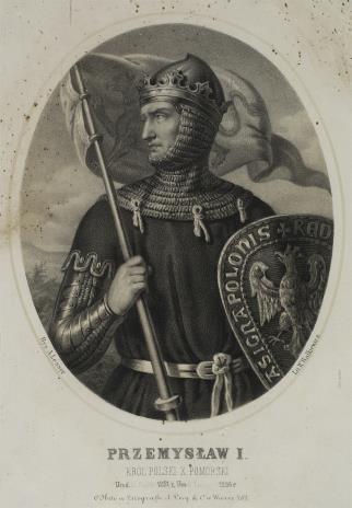 Władysław Walkiewicz, Przemysław I