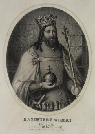 Władysław Walkiewicz, Kazimierz Wielki