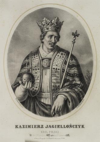 Władysław Walkiewicz, Kazimierz IV Jagiellończyk