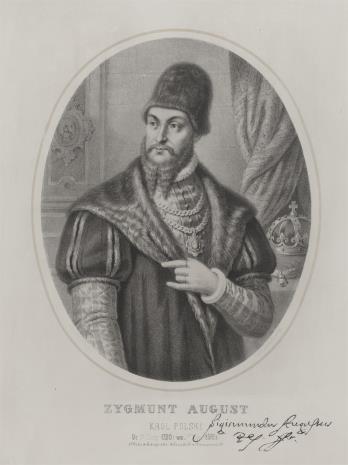Henryk Aschenbrenner, Zygmuny II August