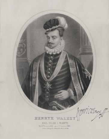 Henryk Aschenbrenner, Henryk Walezy