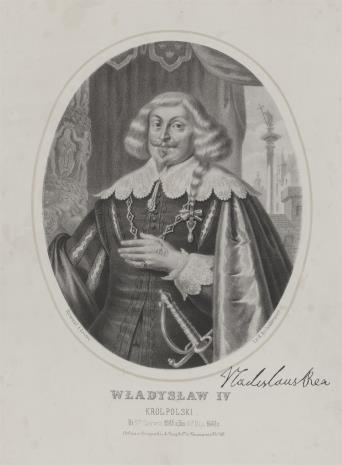 Henryk Aschenbrenner, Władysław IV