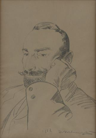 Jacek Malczewski, Portret Feliksa Jasieńskiego