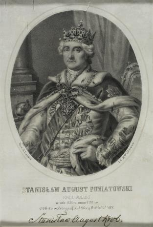 Władysław Walkiewicz, Stanisław August Poniatowski
