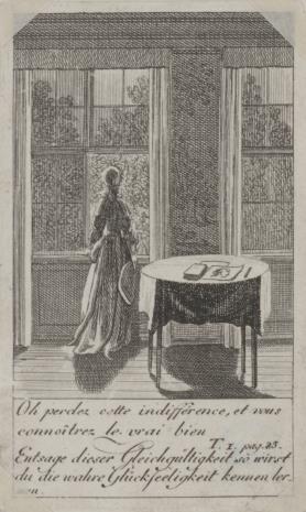 Daniel Mikołaj Chodowiecki, Ilustracja do: de Charrier