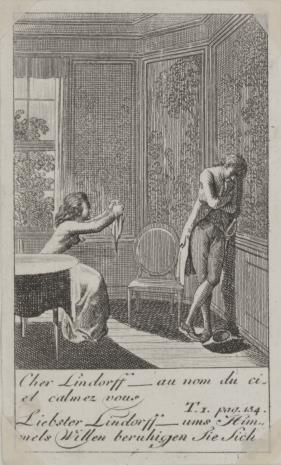 Daniel Mikołaj Chodowiecki, Ilustracja do : de Charrier