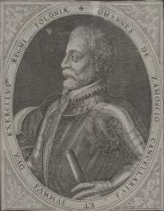 Jan Zamojski, kanclerz i hetman wielki koronny (1541-1606)