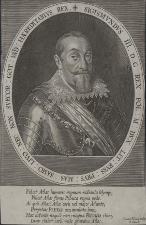 Lucas Kilian, Zygmunt III Waza