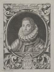 Maksymilian Habsburg, arcyksiążę austriacki