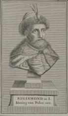 Zygmunt I, król polski