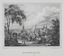 Klasztor w Oliwie
