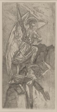 Witold Rzegociński, Strącenie do piekieł