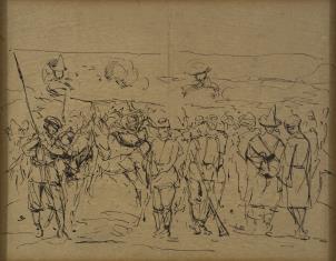 Studia postaci żołnierskich