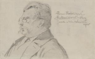 Portret Kazimierza Bartoszewicza