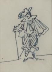 Żołnierz XVII-wieczny