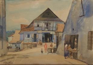 Rynek w Kazimierzu nad Wisłą