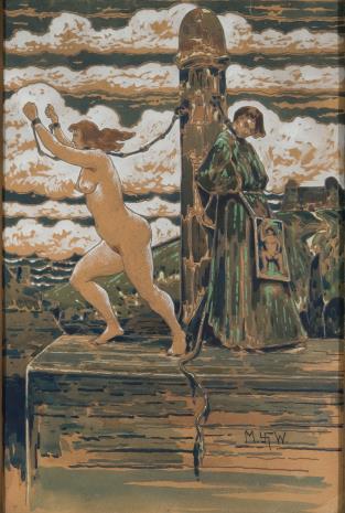 Marian Wawrzeniecki, Pod pręgierzem
