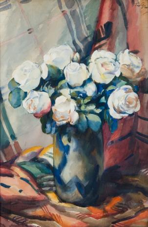 Teodor Grott, Białe róże