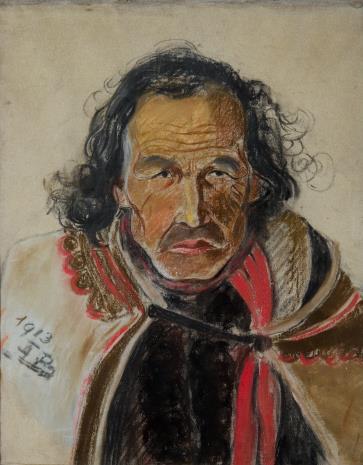 Adam Bandrowski, Stary góral