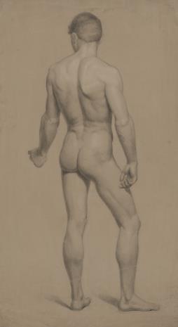 Albert  Freytag, Akt męski