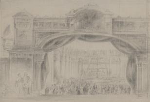 Bal dworski w Petersburgu