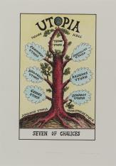 HEXEN 2.0/Tarot/Seven of Chalices - Utopia / HEXEN 2.0/Tarot/ Siódemka Kielichów - Utopia